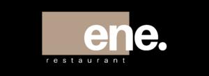 Restaurant ene. Logo